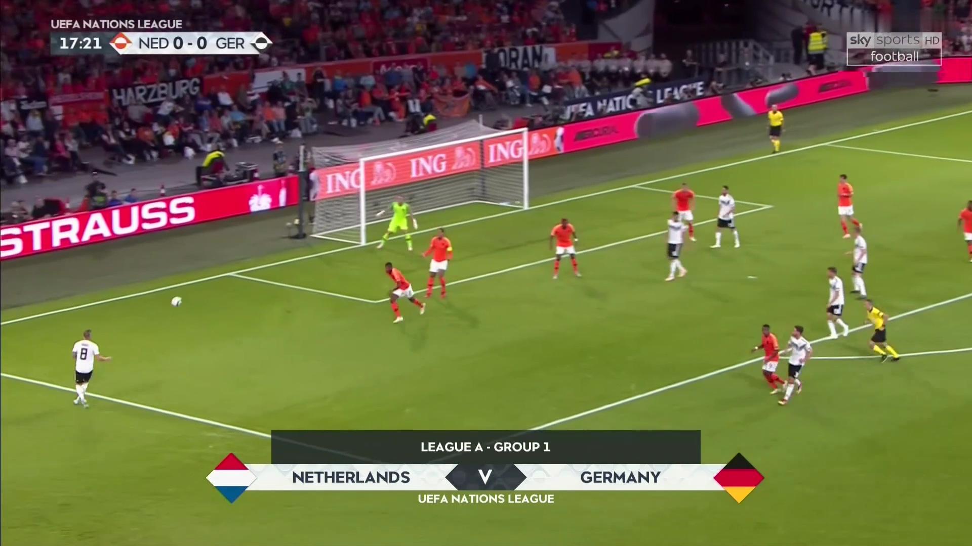 FÚTBOL: UEFA Nations League 18/19 - Highlights - 13/10/2018