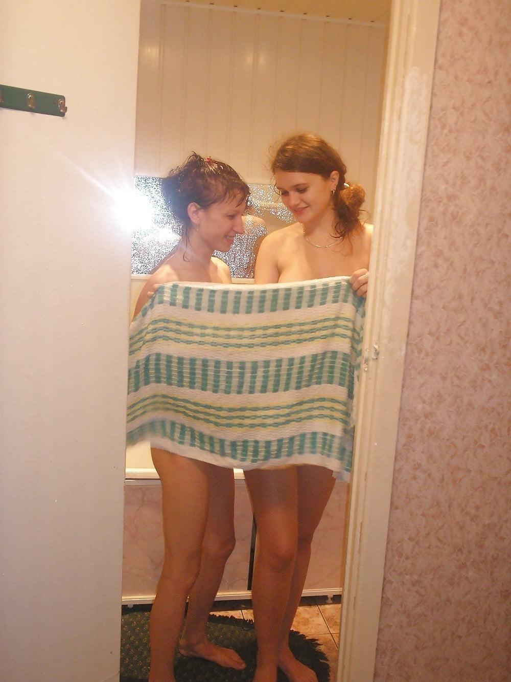 Hot lesbians make out naked-7527