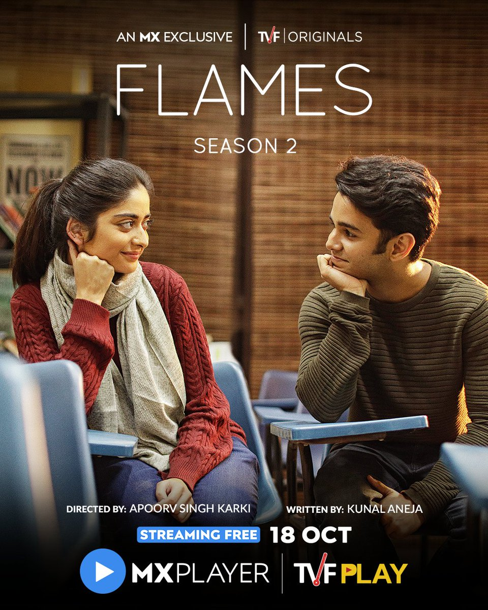 Flames 2019 TVFPlay Originals S02 1080p WEB-DL Esub