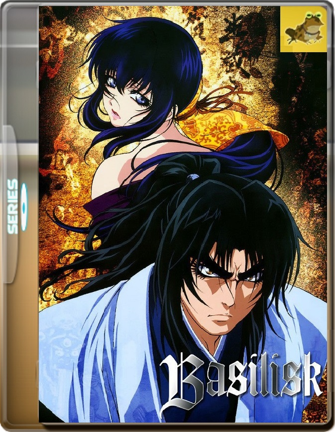 Basilisk (Temporada 1) (2005) Brrip 1080p (60 FPS) Latino / Japonés