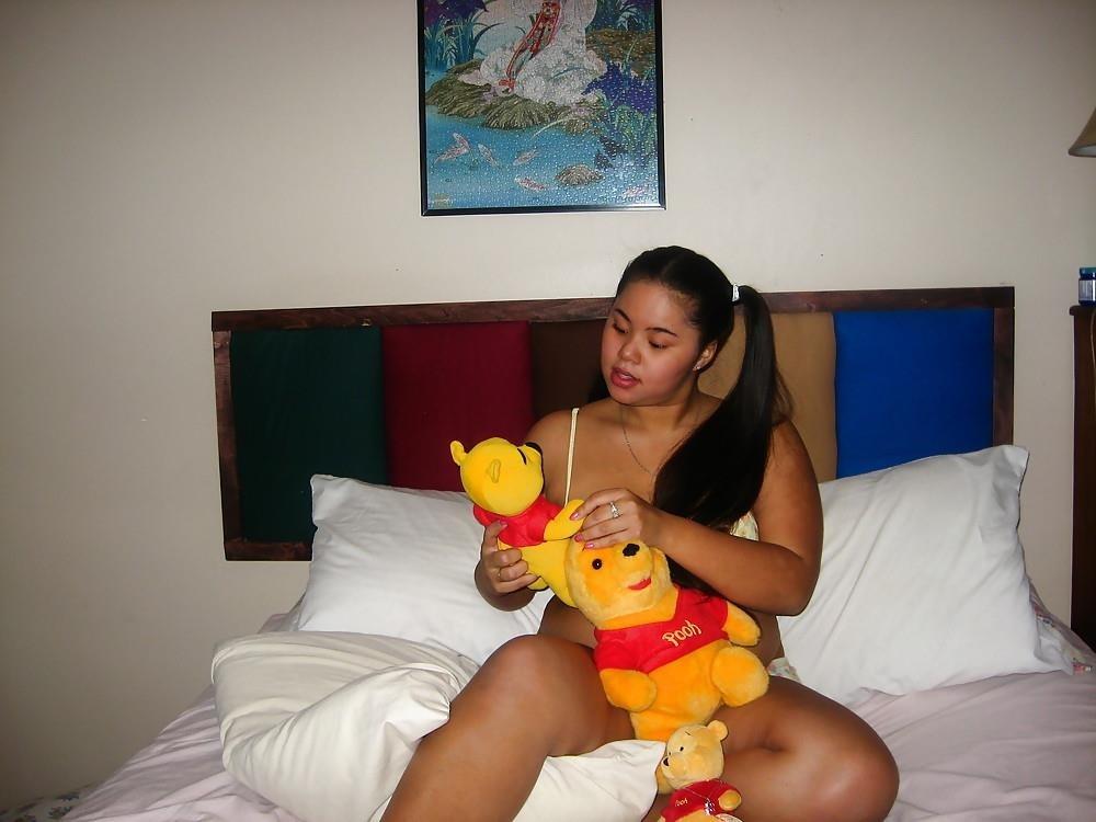 Winnie the pooh doll-9793