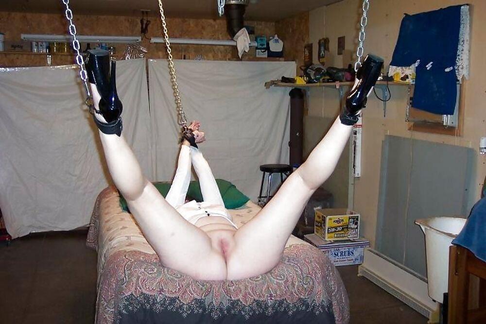 Real bondage sex-6205