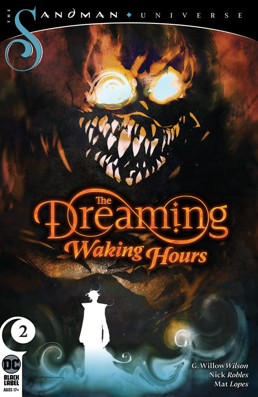 The Dreaming - Waking Hours #1-7 (2020-2021)