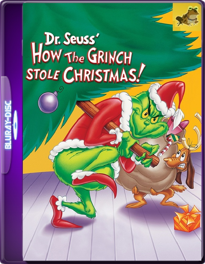 El Grinch: El Cuento Animado (1966) Brrip 1080p (60 FPS) Latino