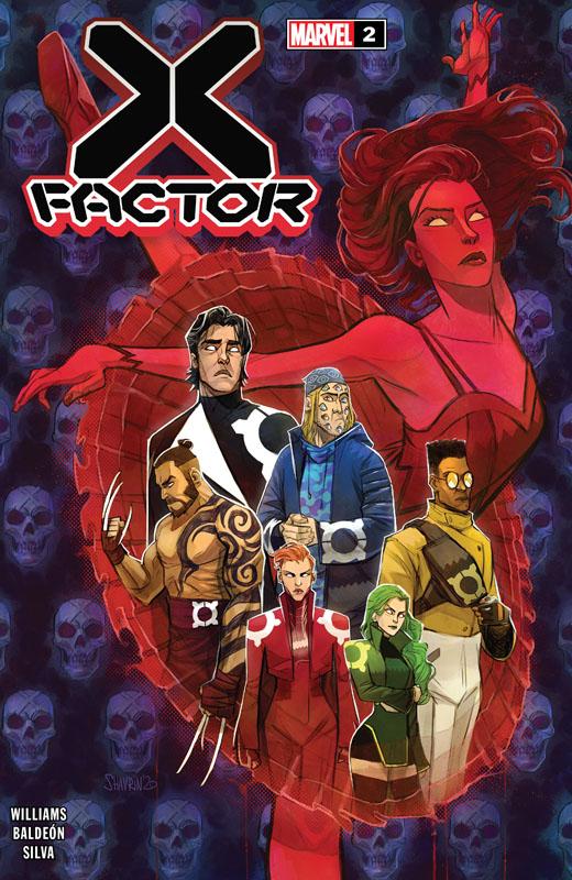 X-Factor #1-4 (2020)