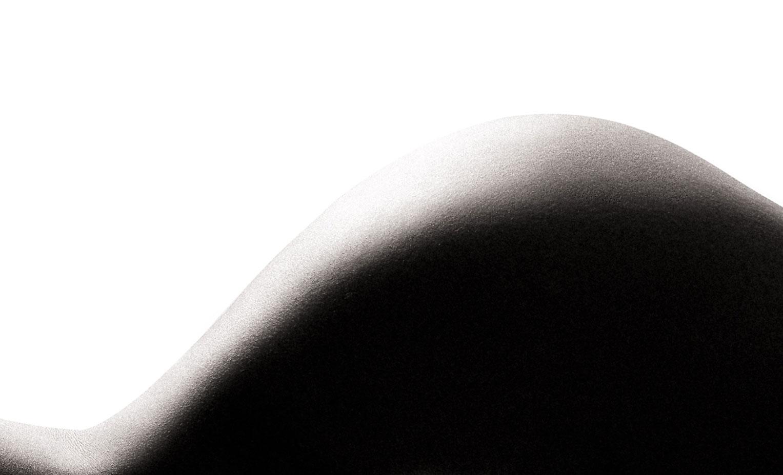 Голая модель Милунель, фотограф Бенджамин Вингриф / фото 13