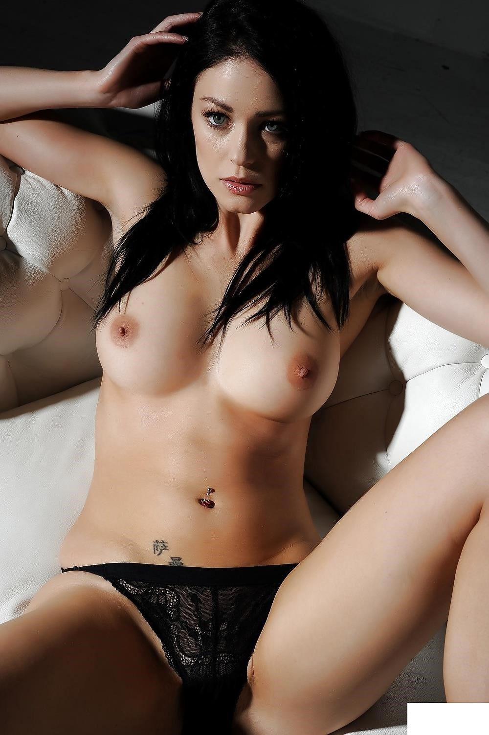 Sexy topless boobs-7087