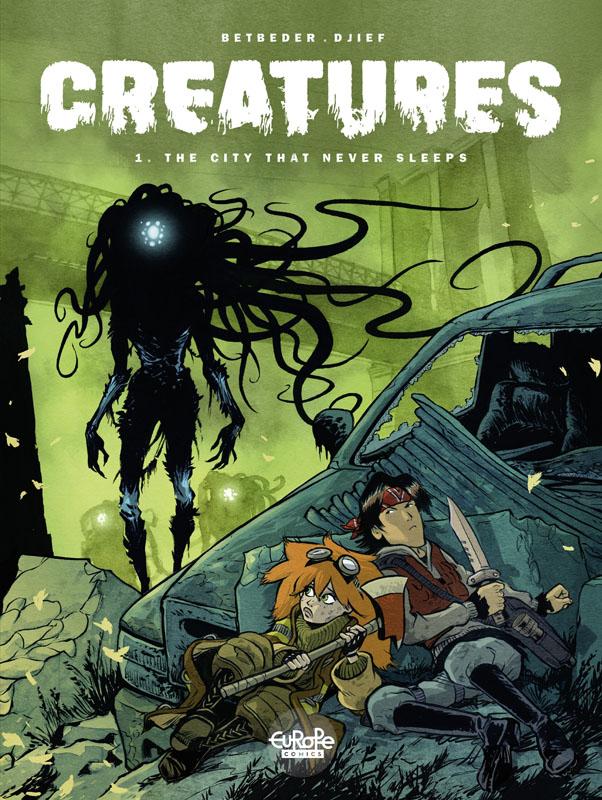 Creatures 01-02 (2021)