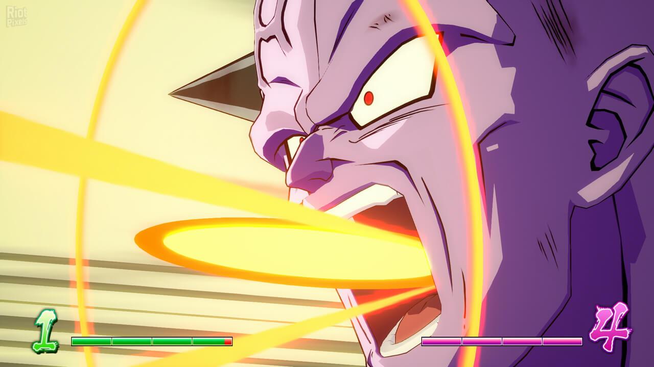dbz fighterz gameplay