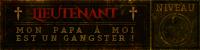 Lieutenant -staff-