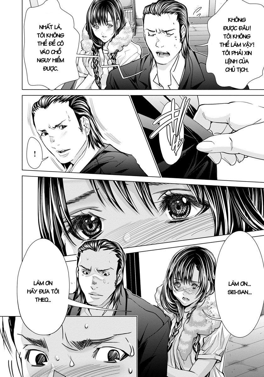 Trái Tim Và Thân Xác - Blush-DC Himitsu Chapter 48 - Trang 10