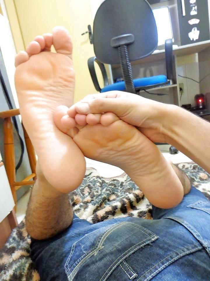 Gay feet hairy-9332