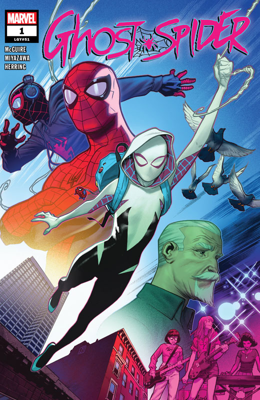 Ghost-Spider #1-6 + Annual (2019-2020)