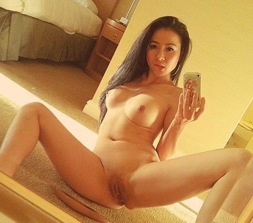 Hot nude asian selfies-4018