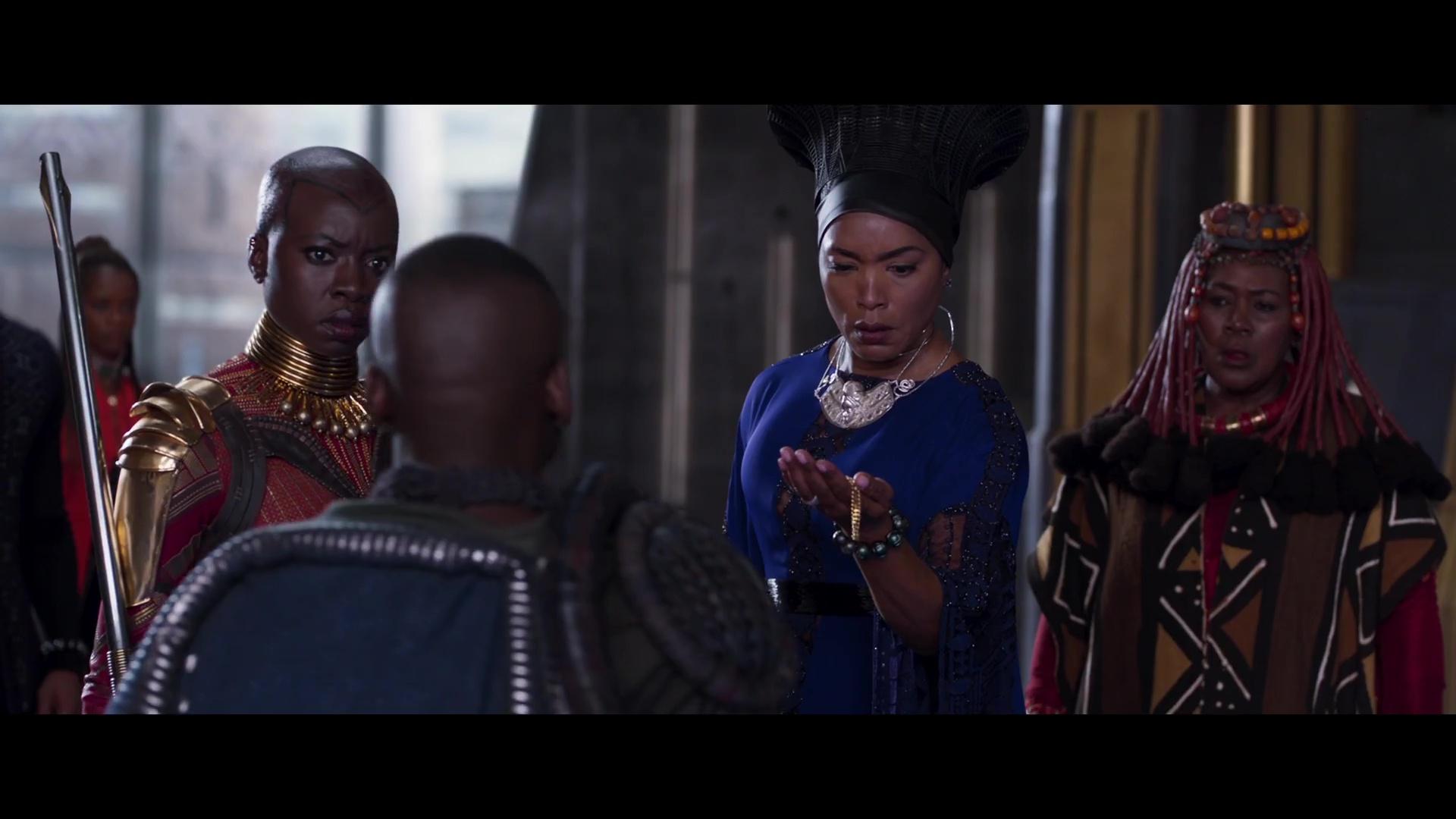 Pantera Negra 1080p Lat-Cast-Ing[Ficcion](2018)