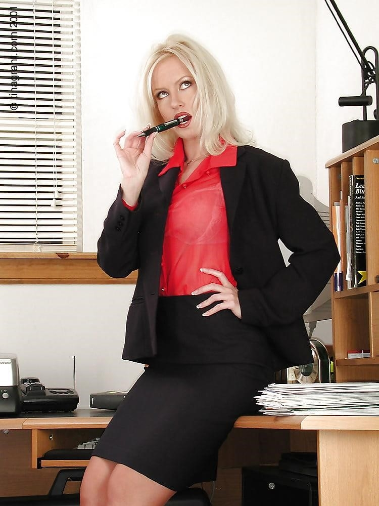 Lesbian secretary pics-9353