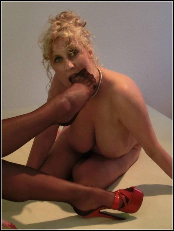 Foot slave lesbian-7764