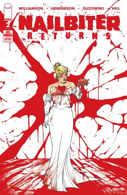 Nailbiter Returns #1-3 (2020)