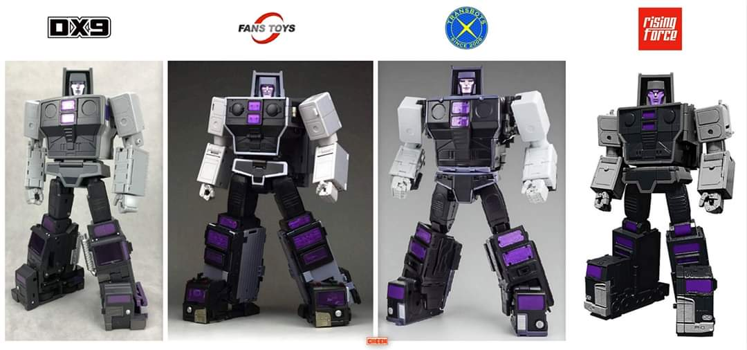 [X-Transbots] Produit Tiers - Jouets Berserkars forme Monolith (MX-XIII à MX-VII) - aka Stunticons forme Menasor/Menaseur - Page 6 M8qUY2mz_o