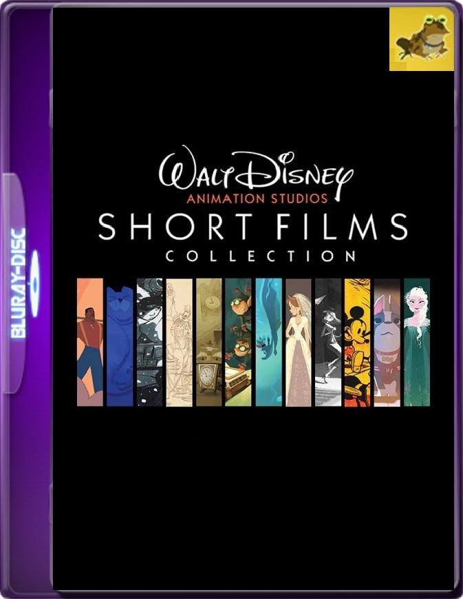 Colección De Cortometrajes Animados De Walt Disney (2015) Brrip 1080p (60 FPS) Latino / Inglés
