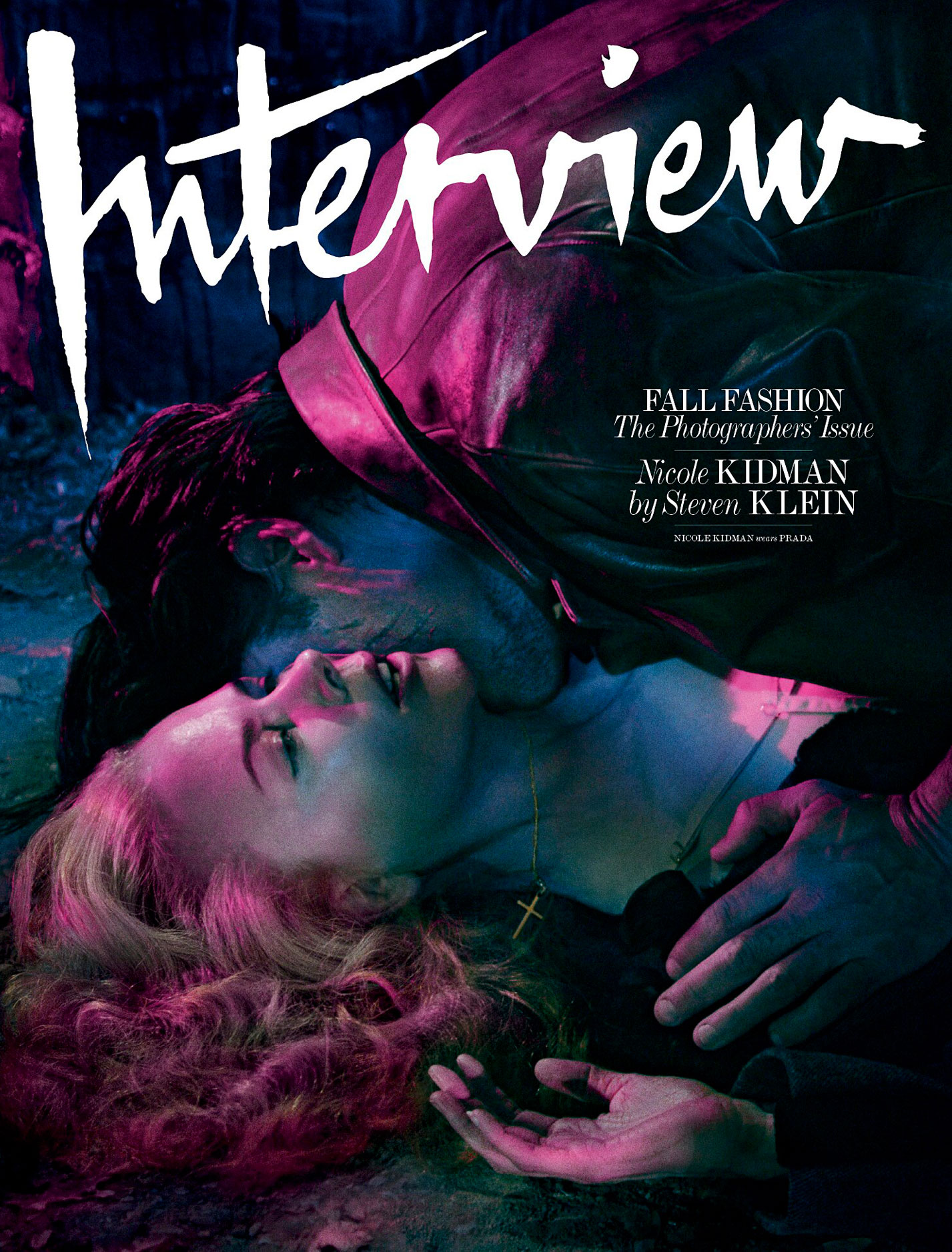 Nicole Kidman by Steven Klein / Interview Magazine september 2014