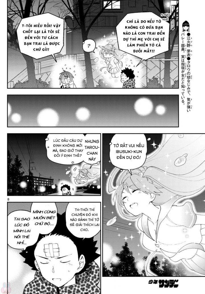 Hatsukoi Zombie Chapter 113 - Trang 10