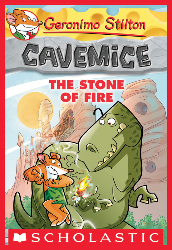 Geronimo Stilton Cavemice Series 01-05 (2013-2014)