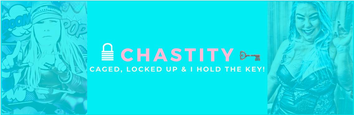 chastity banner