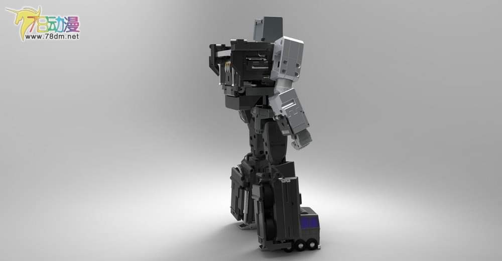 [X-Transbots] Produit Tiers - Jouets Berserkars forme Monolith (MX-XIII à MX-VII) - aka Stunticons forme Menasor/Menaseur - Page 6 S5ePXfox_o