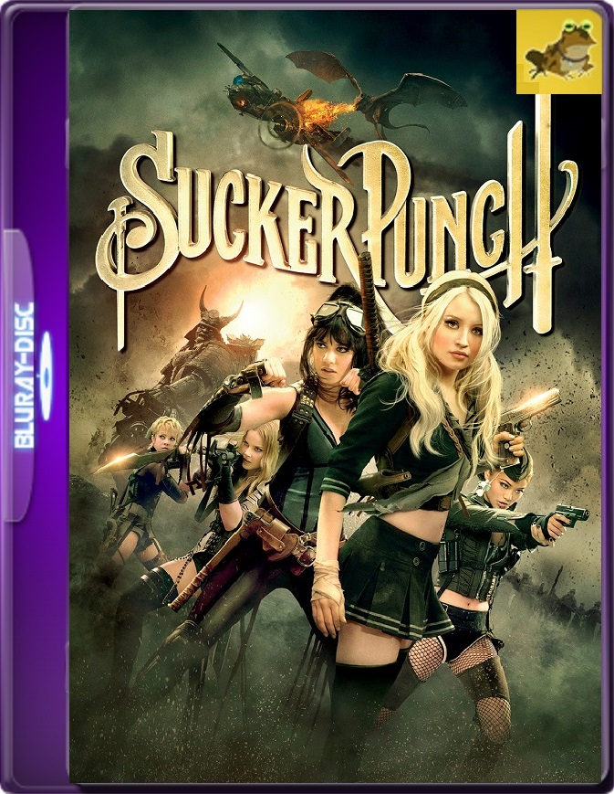 Sucker Punch: Mundo Surreal (2011) Brrip 1080p (60 FPS) Latino / Inglés