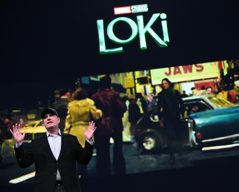 LOKI Concept Art Reveals The Disney+ TV Show's Logo And ...