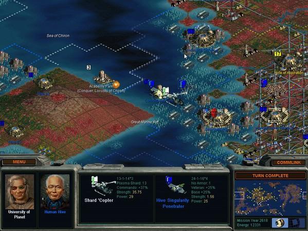 Sid Meier's Alpha Centauri Planetary Pack Captura 2