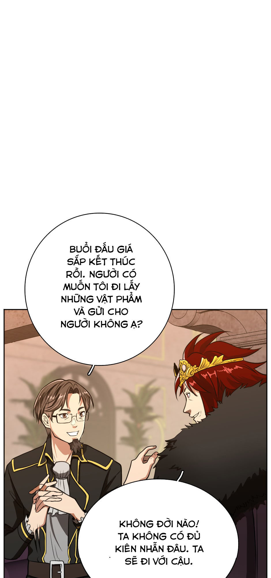 The Beginning After The End chap 42 - Trang 47