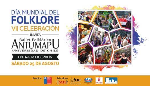 Día Mundial del Folklore 2018