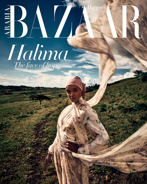 Халима Аден путешествует по Кении / фото 09