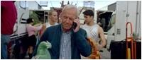 Крокодил Данди в Голливуде / The Very Excellent Mr. Dundee (2020/WEB-DL/WEB-DLRip)