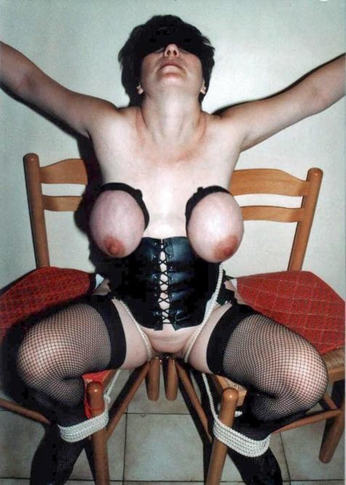 Porn tit bondage-8899