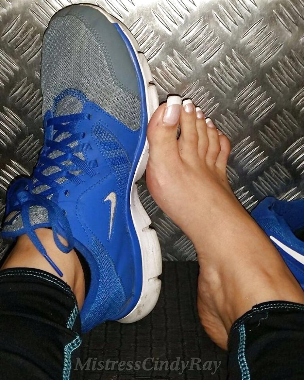 Mistress cindy feet-7363