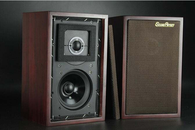 China-hifi-Audio Offers Audiophile LS3/5A Speakers Precisely To Produce High Quality Sound In Private Homes, Cinemas and Clubs