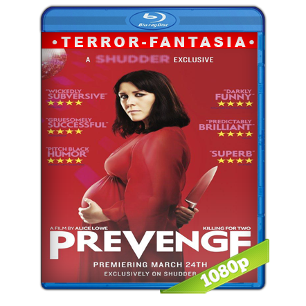 Prevenge (2016) BRRip Full 1080p Audio Dual Castellano-Ingles 5.1