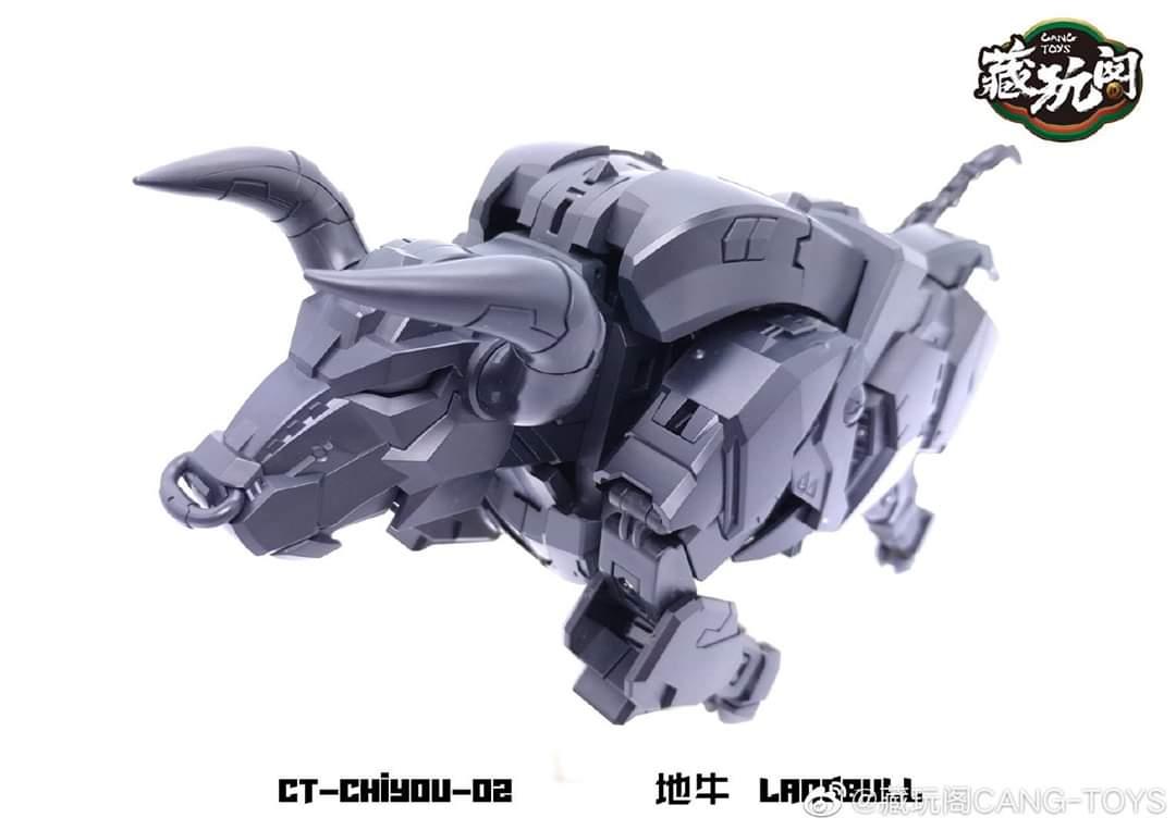 [Cang Toys][Toyworld] Produit Tiers - Thunderking/Chiyou - aka Predaking/Prédaroi (Prédacons) ZSLdMFkR_o