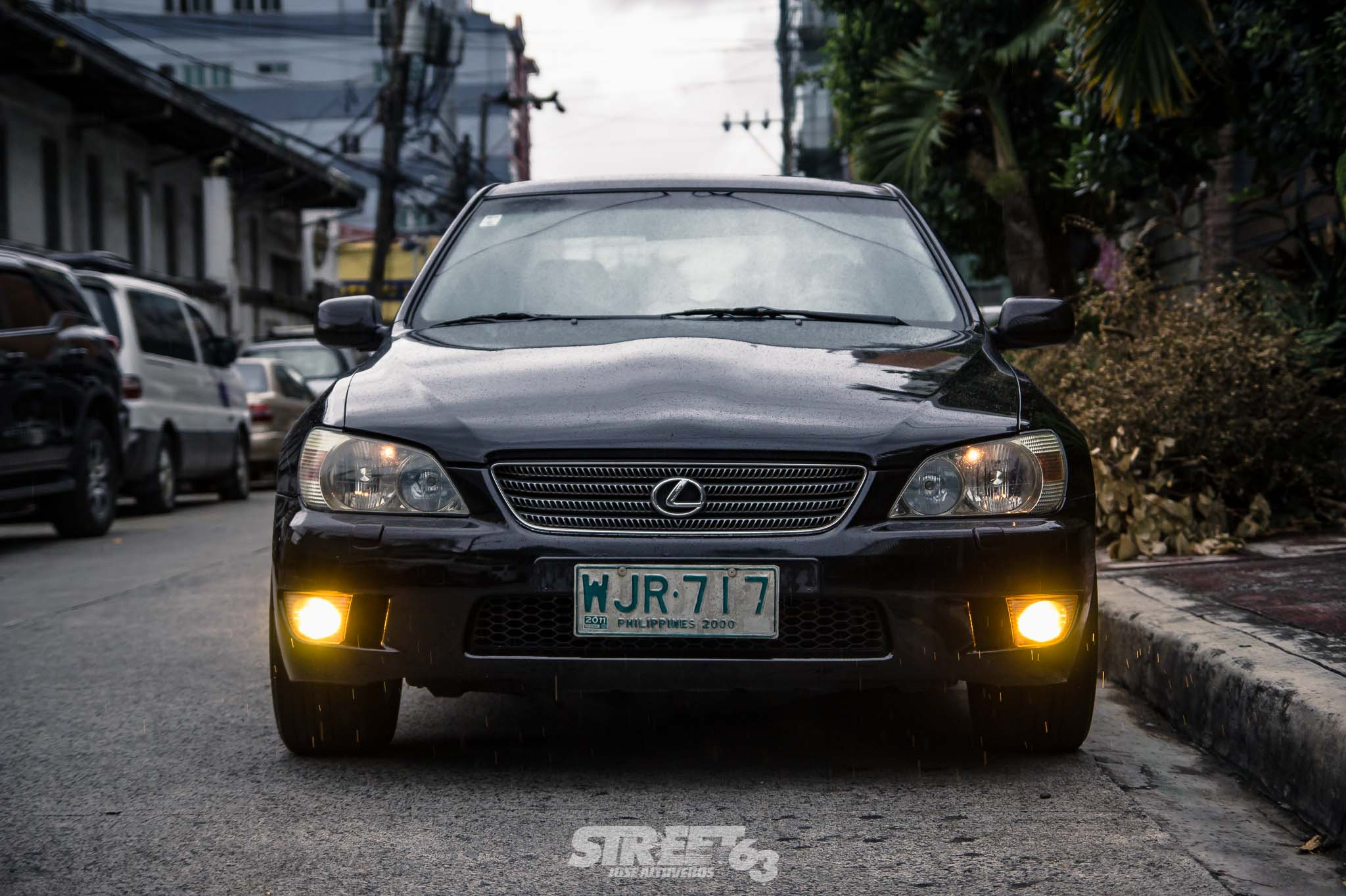 Staff Projects Lexus IS200 10