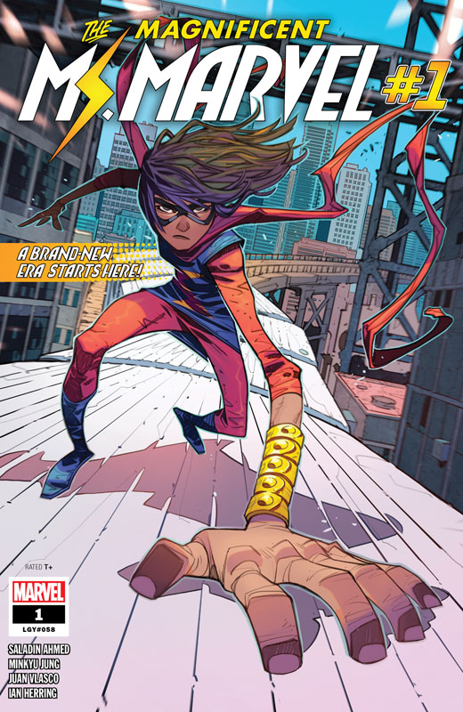 Magnificent Ms. Marvel #1-2 + Director's Cut (2019)