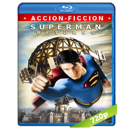 descargar Superman Regresa 720p Lat-Cast-Ing 5.1 (2006) gartis