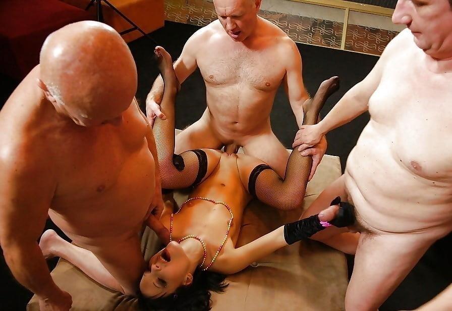 Bisexual men orgy-4936