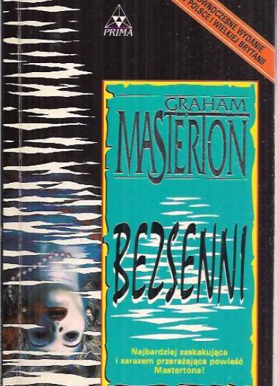 Graham Masterton - Bezsenni