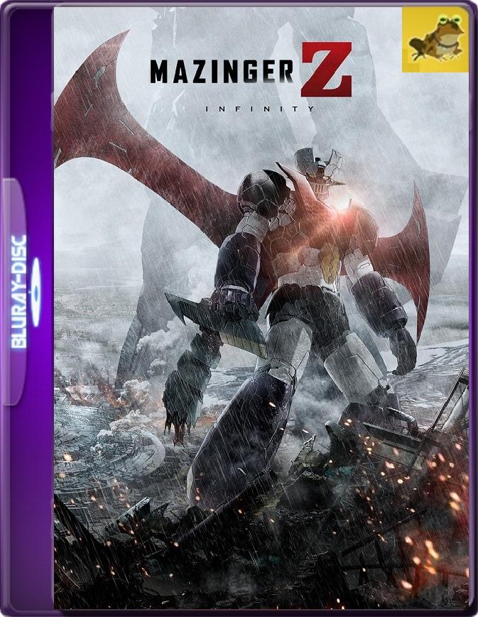 Mazinger Z: Infinity (2017) Brrip 1080p (60 FPS) Latino / Japonés