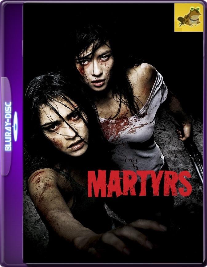 Mártires (2008) Brrip 1080p (60 FPS) Latino / Francés