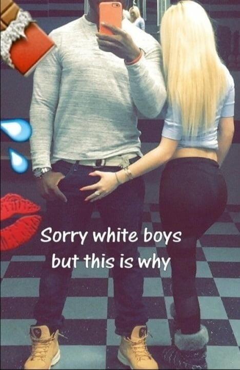 Black Tranny Fucks White