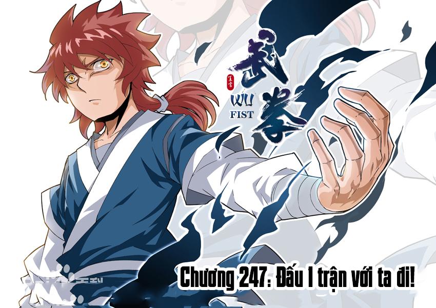 Quyền Bá Thiên Hạ Chapter 247